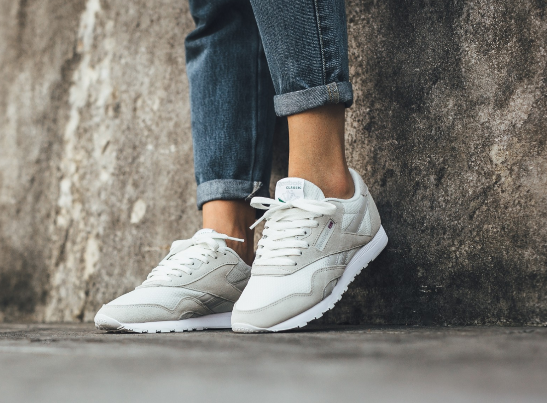 67cdd1e5 Reebok Classic Nylon Sneakers, Only $30 Shipped! - The Krazy ...