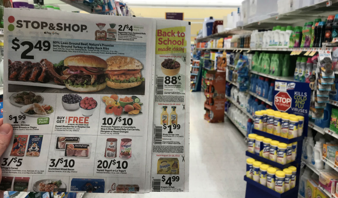 Stop & Shop Coupons - The Krazy Coupon Lady