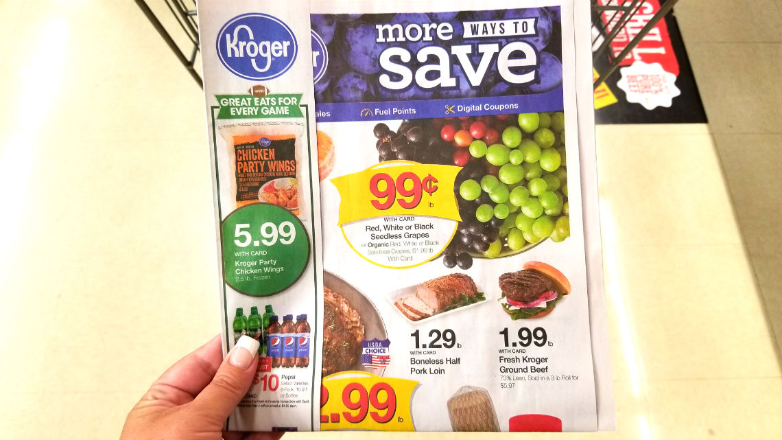 King Soopers Coupons - The Krazy Coupon Lady