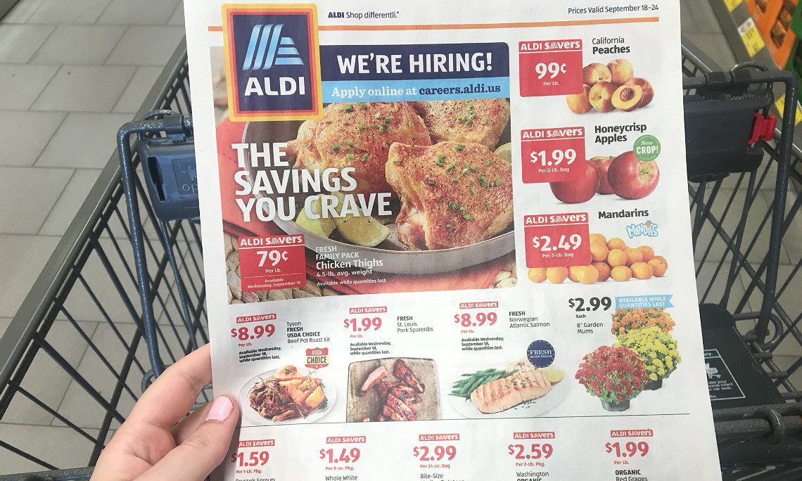 picture about Aldi Coupons Printable called Aldi Discount codes - The Krazy Coupon Female