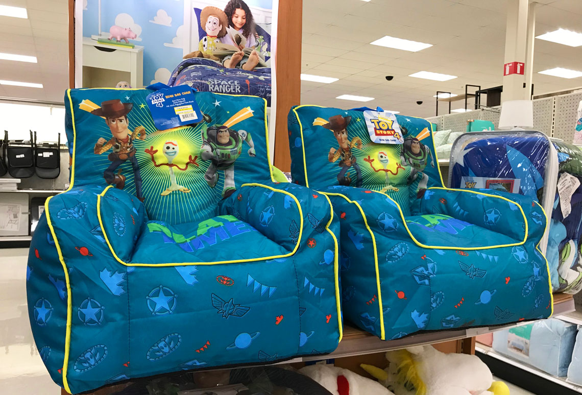 Outstanding Clearance Disney Bean Bag Saucer Chairs At Target The Machost Co Dining Chair Design Ideas Machostcouk