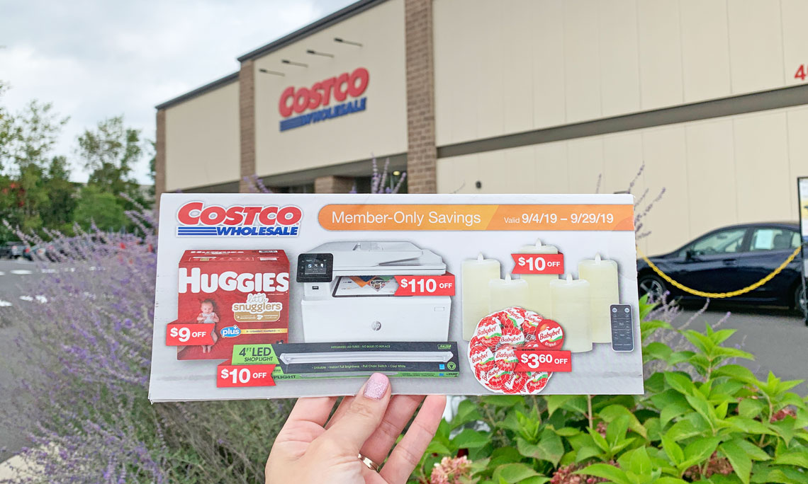Costco September 2019 Coupon Book - The Krazy Coupon Lady