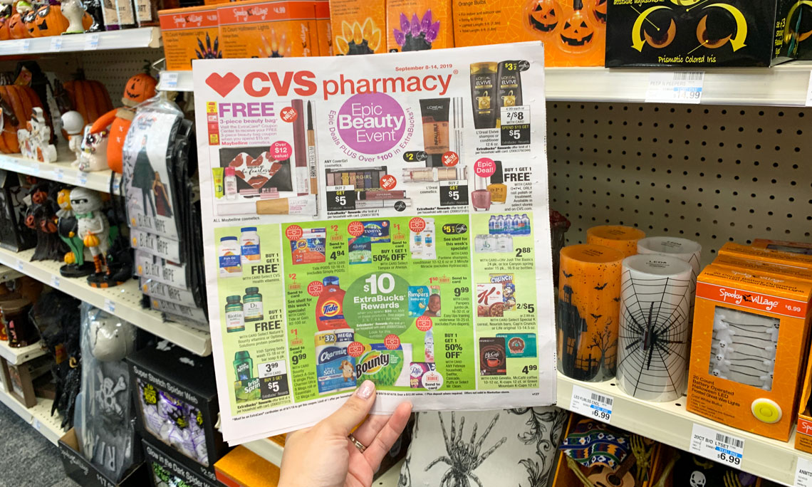 CVS Coupons - The Krazy Coupon Lady
