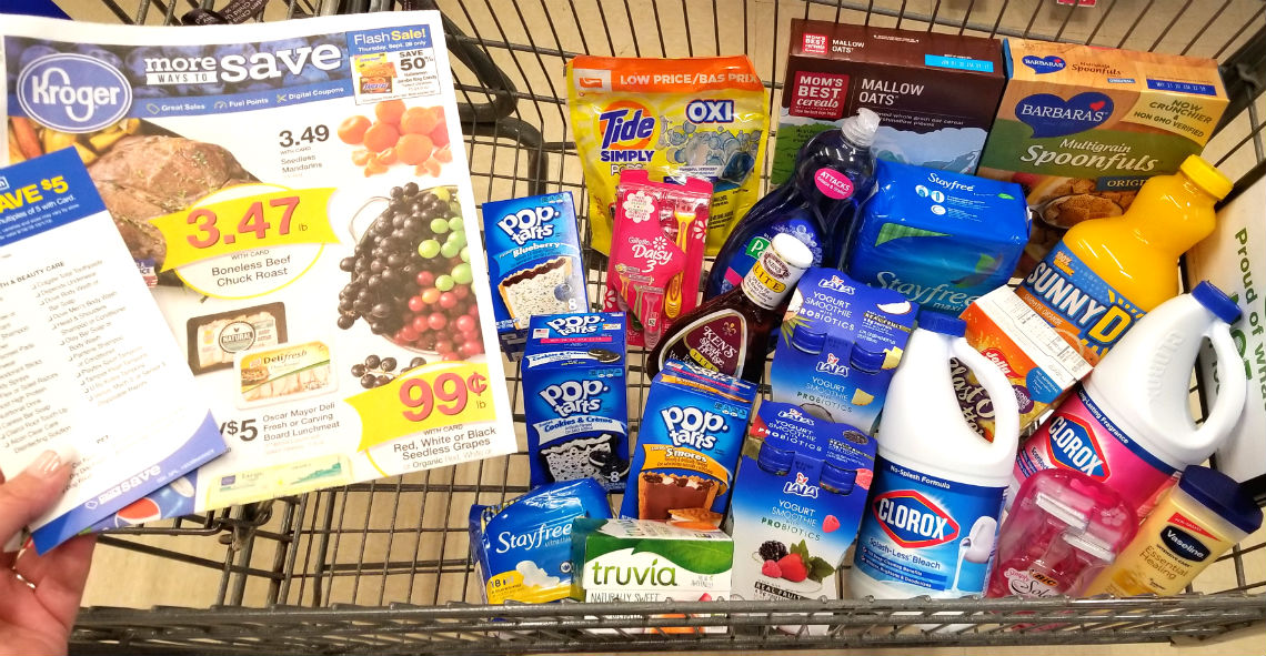 image regarding Ralphs Printable Coupons referred to as Kroger Discount coupons - The Krazy Coupon Girl