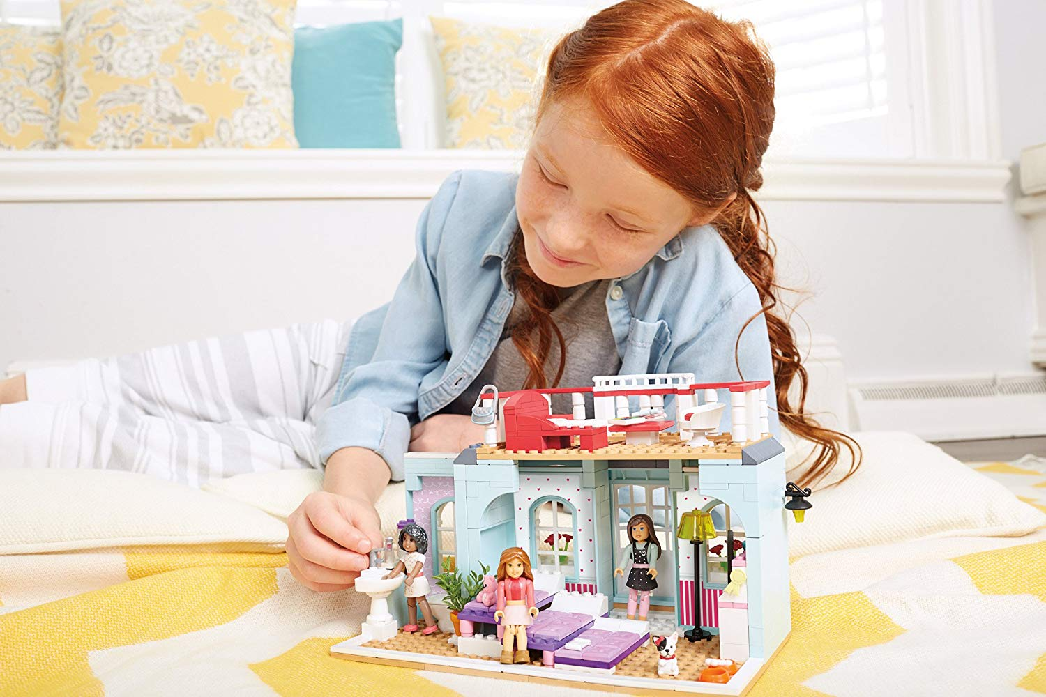 Mega Bloks American Girl Buildable Home, Only $37.99 on Amazon!