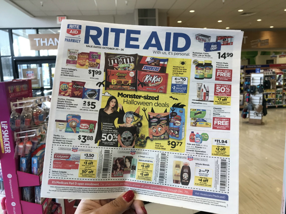 Rite Aid Christmas Hours.Rite Aid Coupons The Krazy Coupon Lady