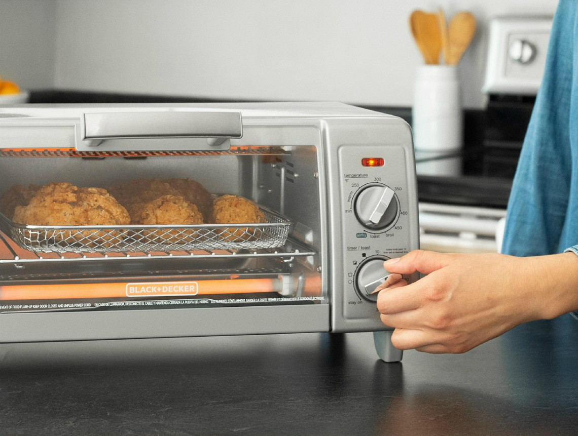 Black And Decker Toaster Oven Air Fryer Home Depot | All About Image HD
