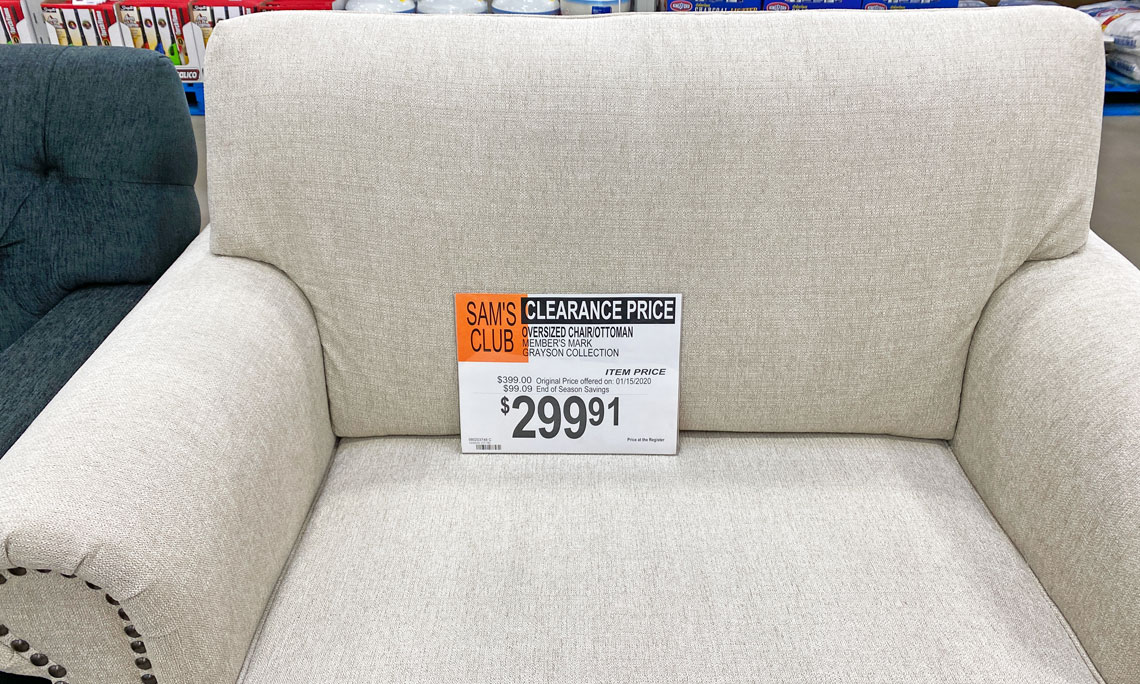 Clearance Furniture At Sam S Club As