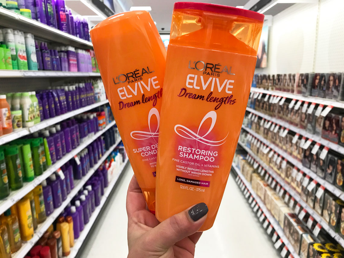 Loreal Shampoo Target