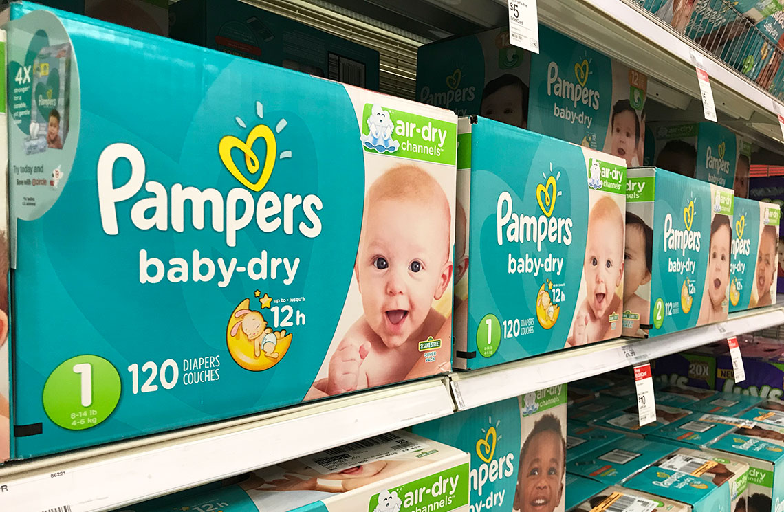 Pampers Coupons The Krazy Coupon Lady