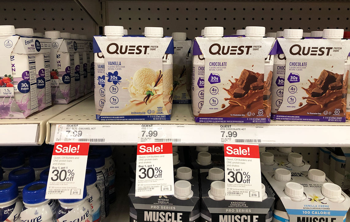 Quest Target