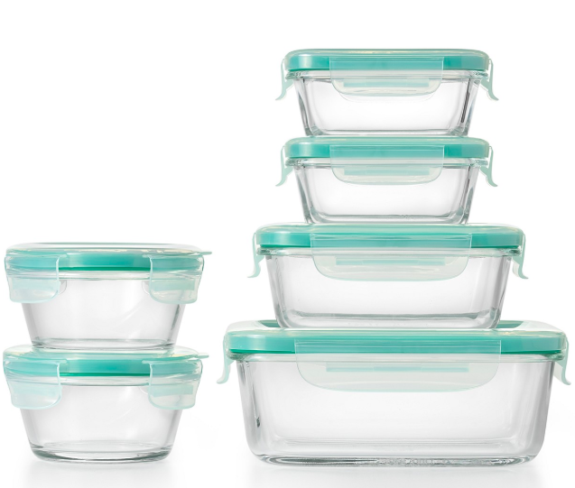 Oxo Food Storage Containers As Low As 11 19 At Macy S