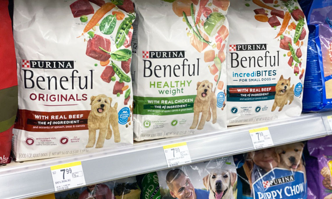 Purina Beneful Dog Food Only 3 99 At Walgreens The Krazy