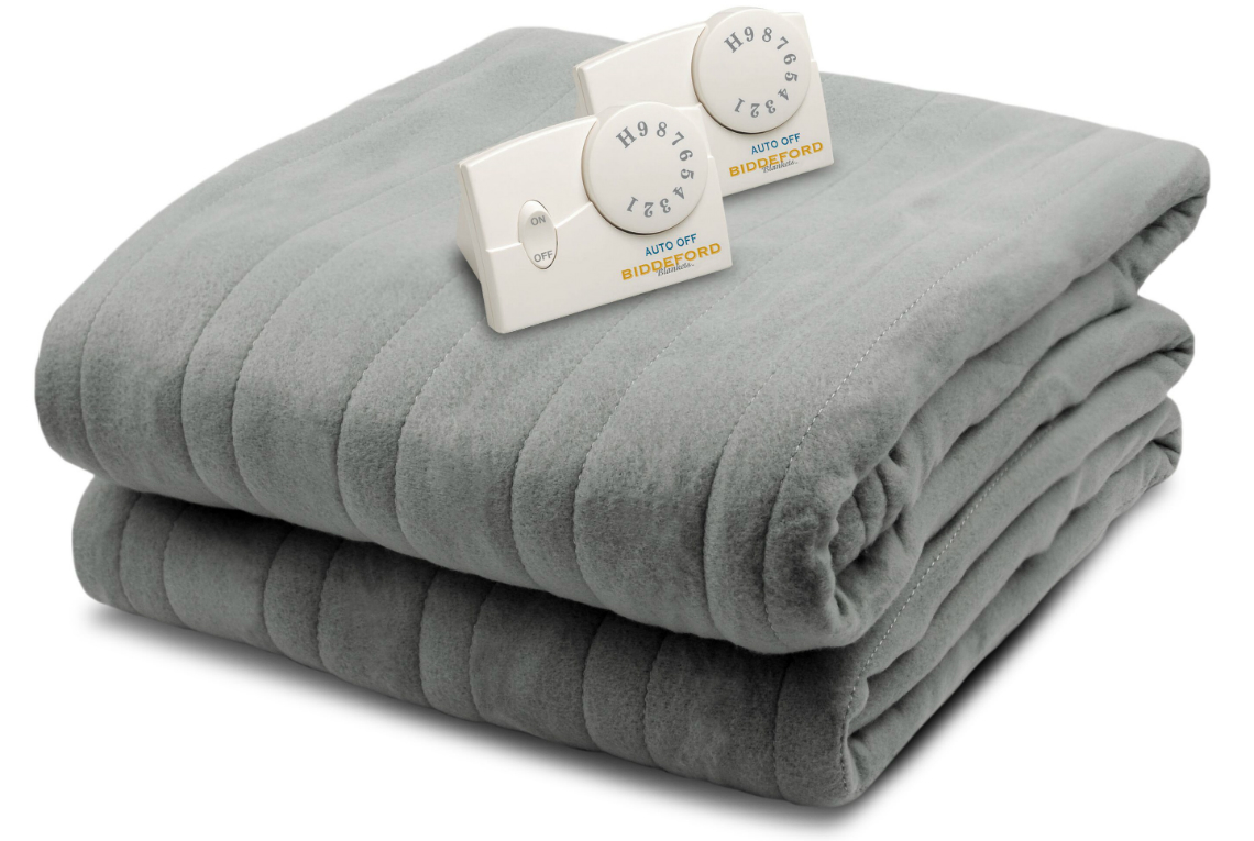 Biddeford Electric Blankets As Low As 29 99 At Walmart The